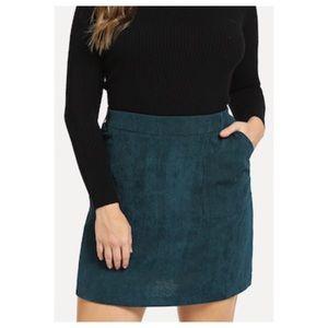 Dresses & Skirts - ➕Corduroy Skirt